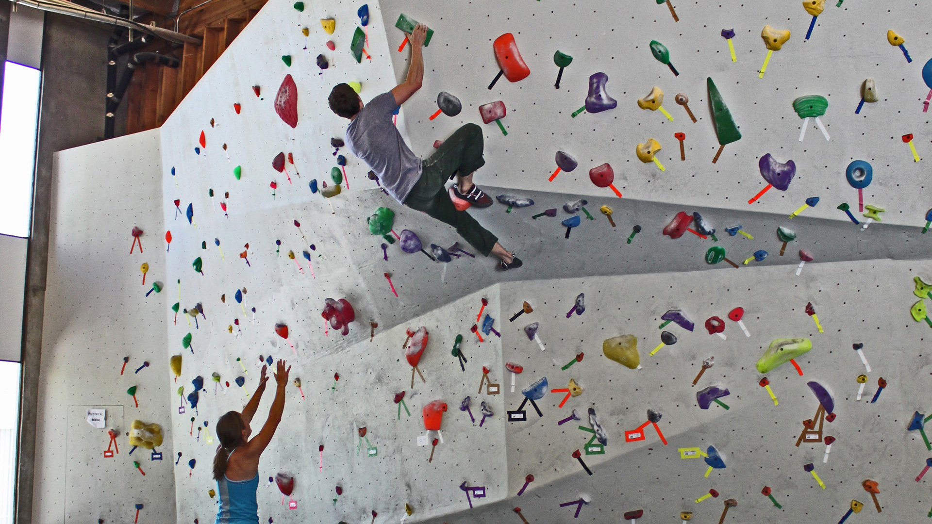 Seattle Bouldering Project Swenson Say Fag 233 T