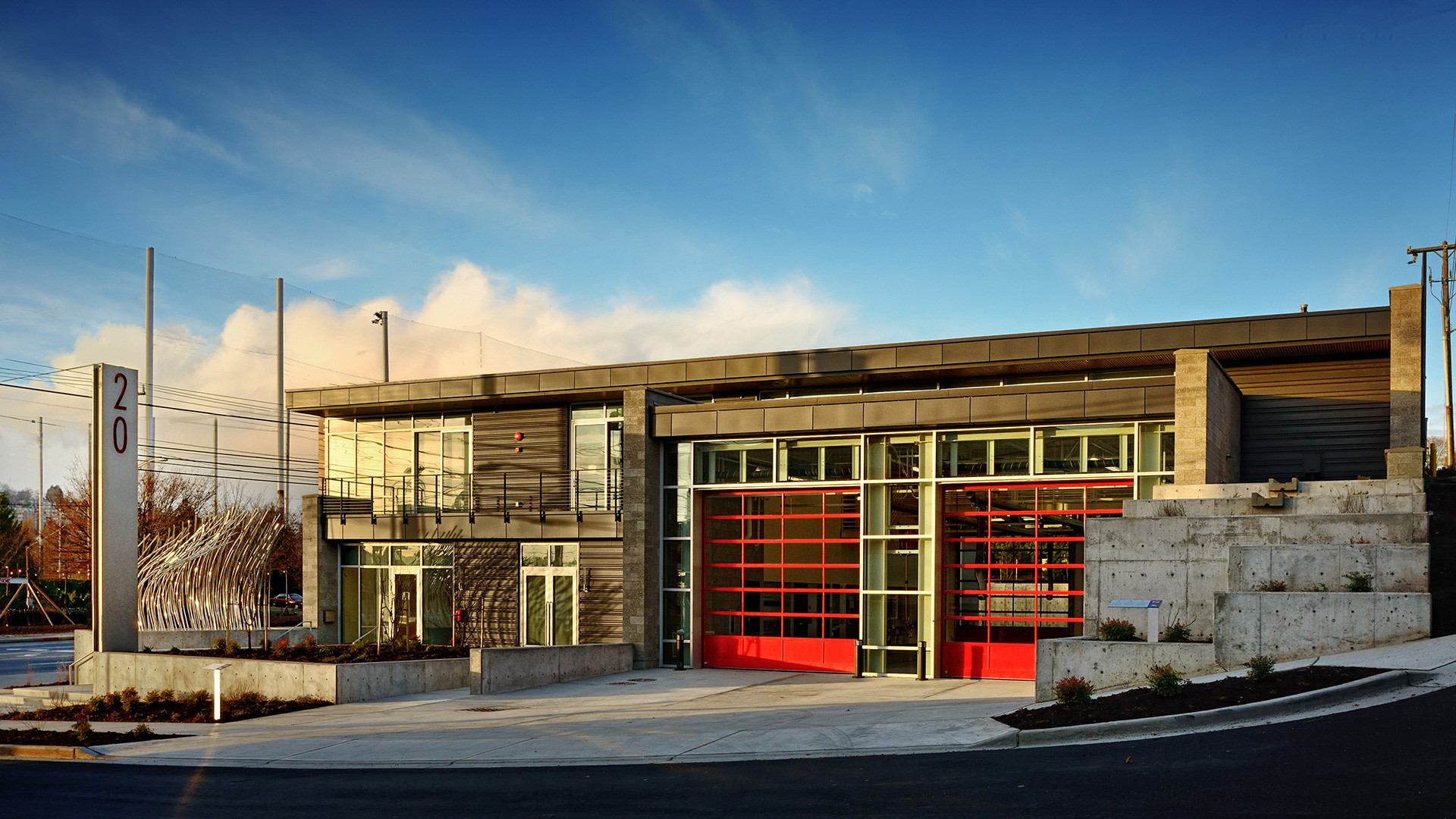 Charmant Fire Station 20