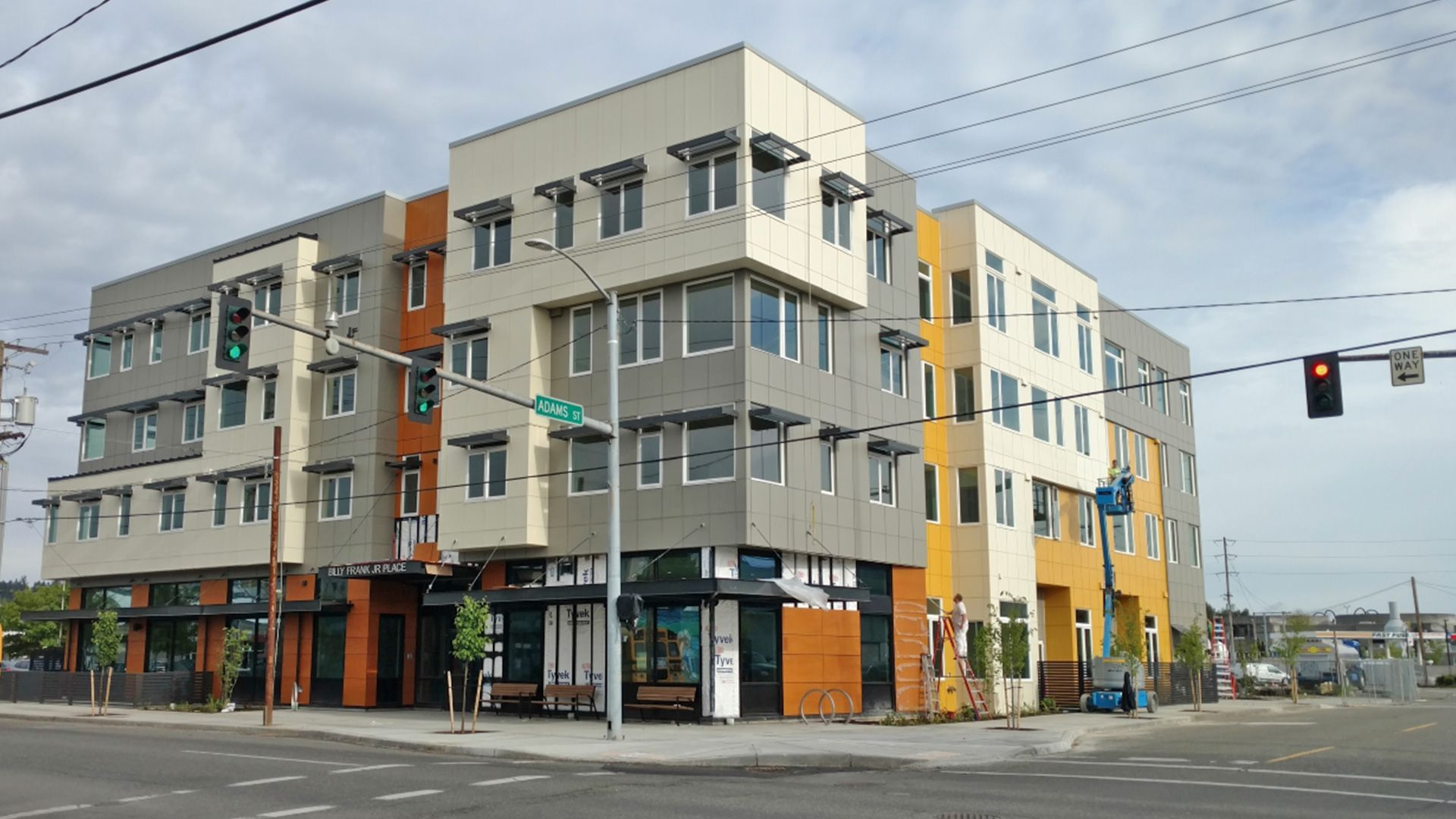 Billy frank jr place affordable housing swenson say fag t for Affordable home