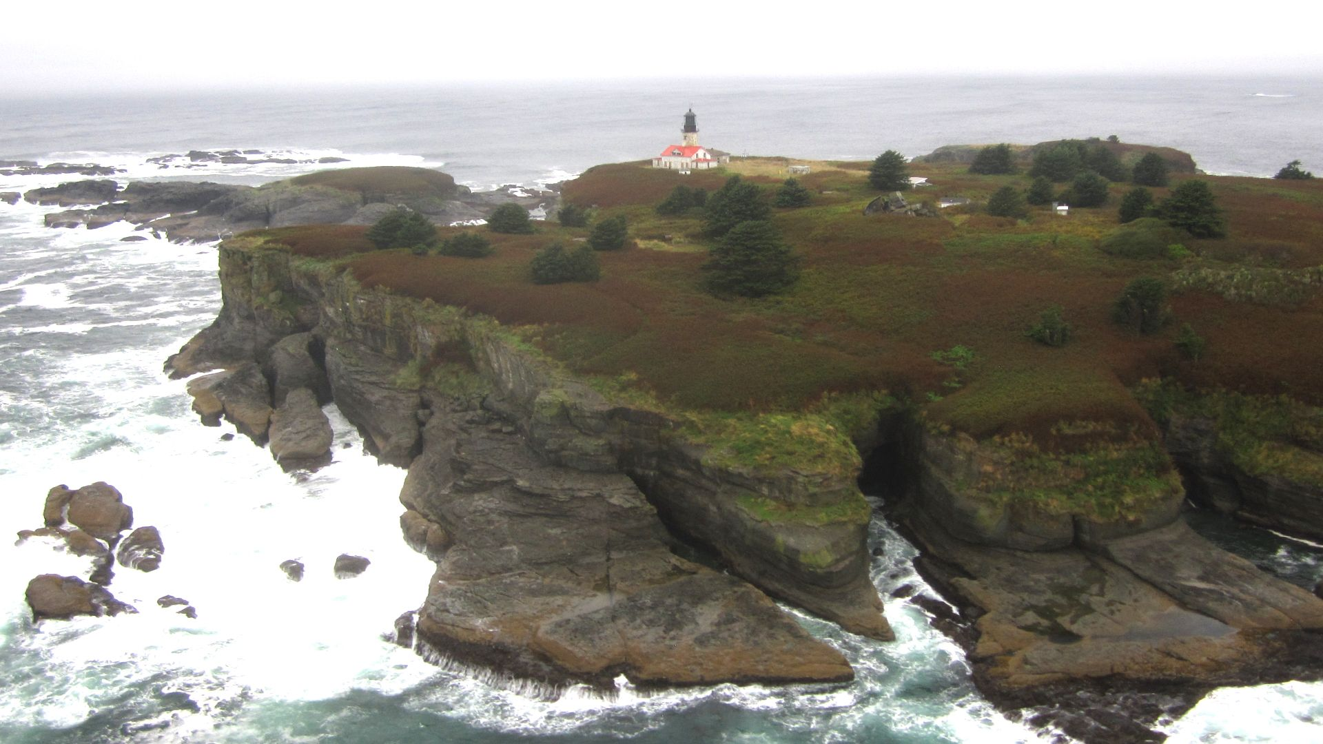 Cape Flattery Tatoosh Island