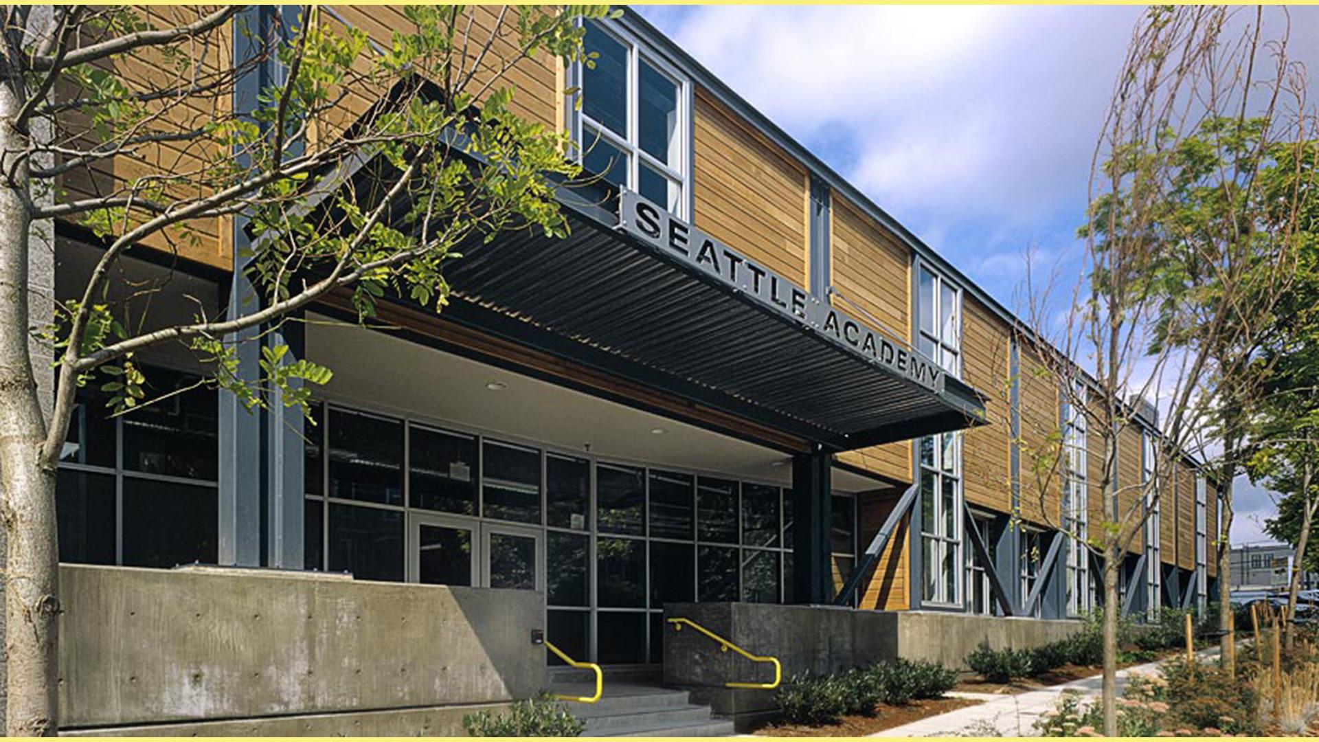 Seattle Academy Gymnasium Swenson Say Fag 233 T