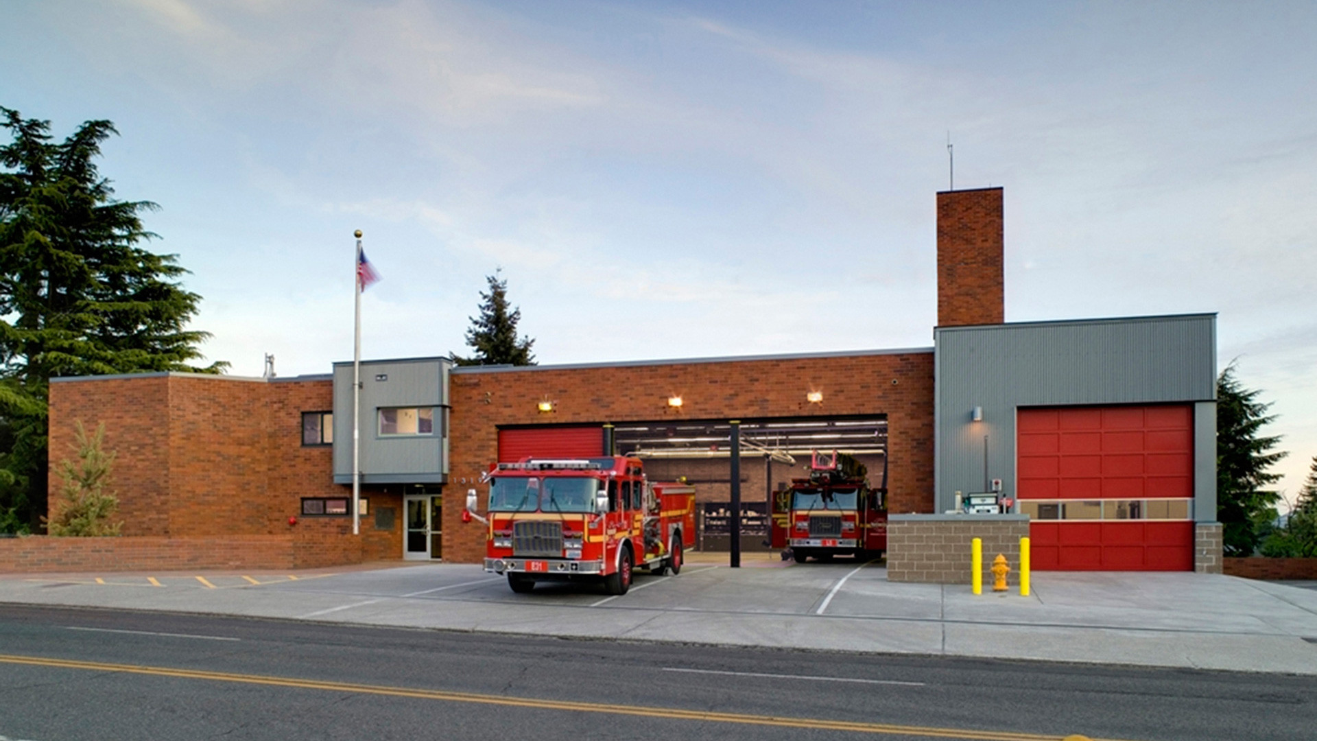 Seattle Fire Station 31 Swenson Say Fag 233 T