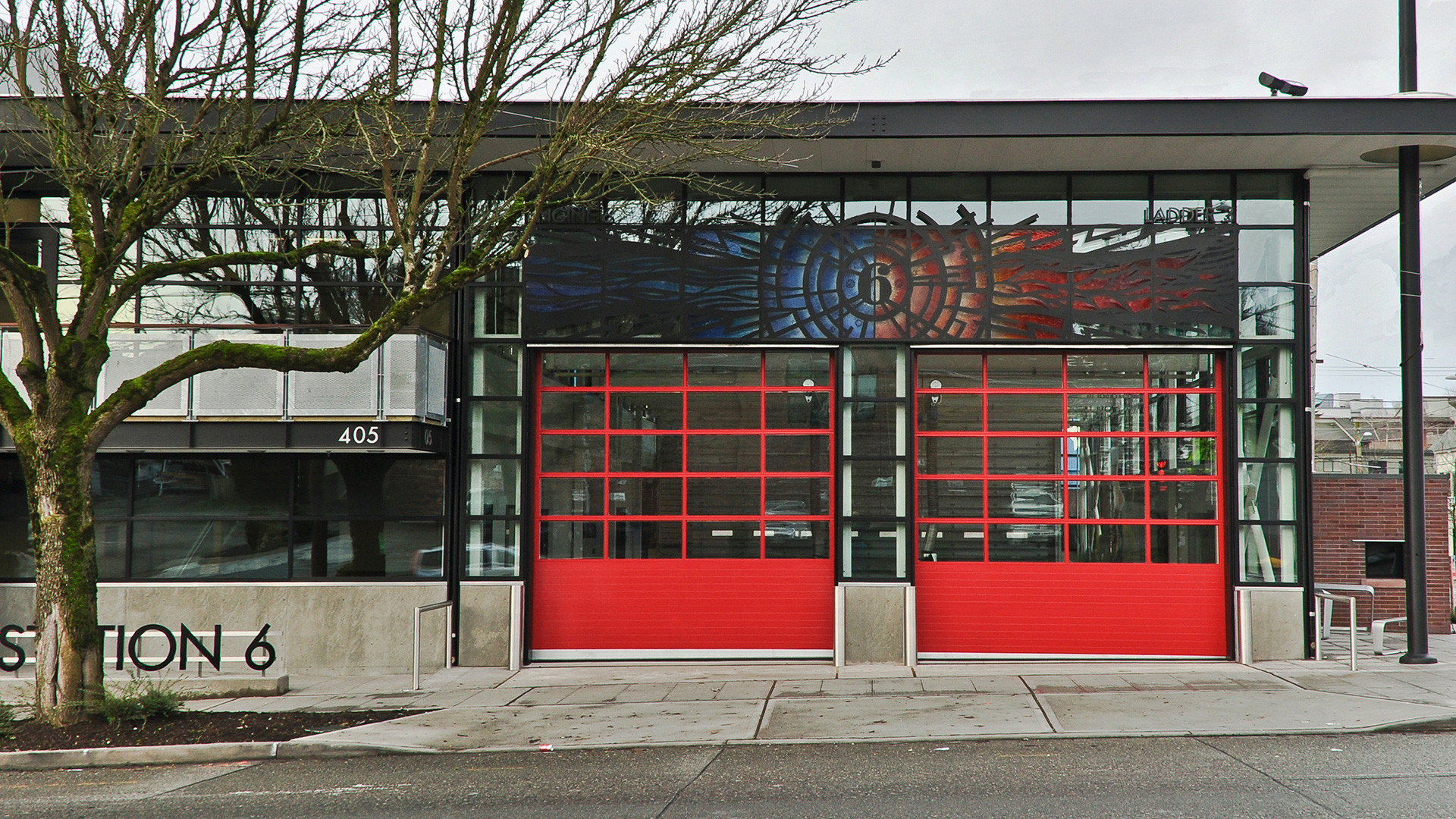 Seattle Fire Station 6 Swenson Say Fag 233 T