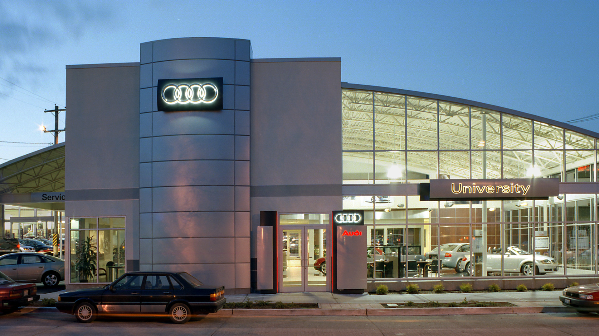 University Audi Swenson Say Fagét - Audi seattle